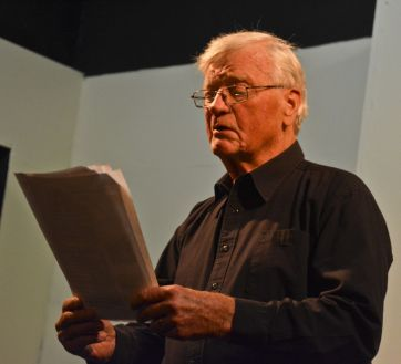 Frank Sykes (Geelong Chorale President) 'Albert and the Lion'