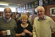 Fred Haste, Kristine Mellens & John Backhouse (GAMA Life Member)