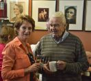 Shirley Mockett (ex-GAMA Singer) and Fred Haste (Rep Life Member)