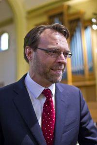 Dion Henman, organist