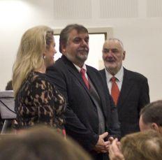 Lee Abrahmsen, Manfred Pohlenz, Stephen Brockman
