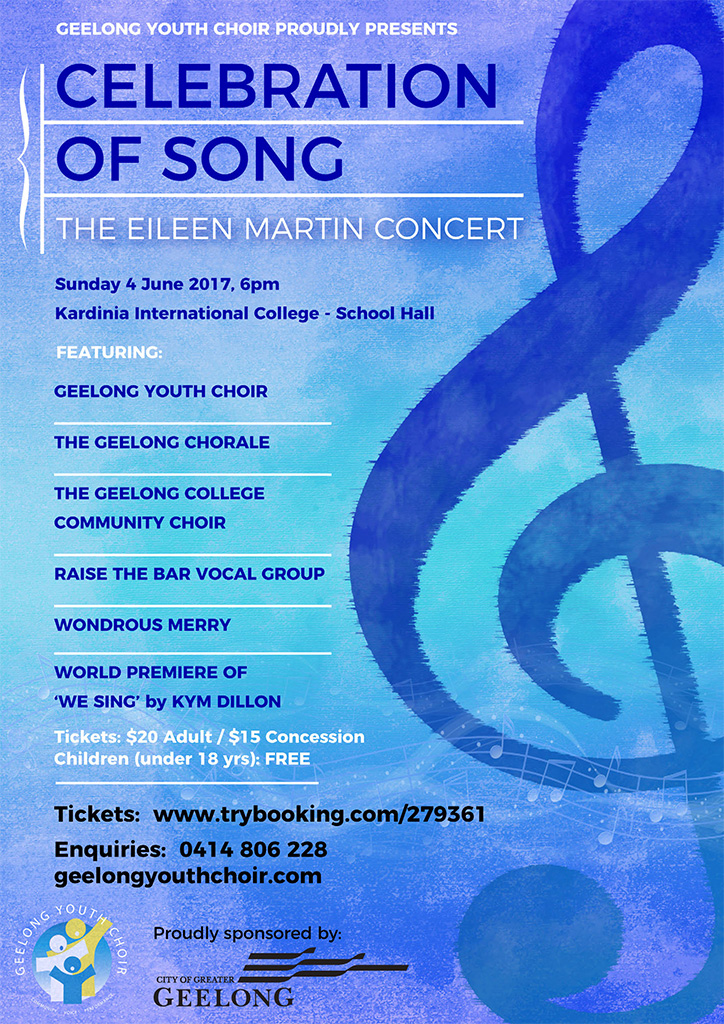 The Geelong College Community Choir | The Choral Grapevine