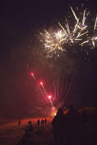 170812 Fire ceremony Apollo Bay Winter Festival _72