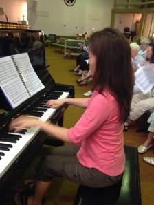 Sonoka Miyake - Rehearsal Accompanist