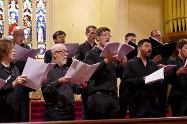 180505 Gloriana Chamber Choir Christ Church (1)