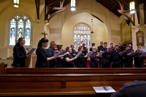 180505 Gloriana Chamber Choir Christ Church (3)