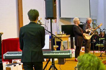 Luke, Carol and Bill - Gospel Trio