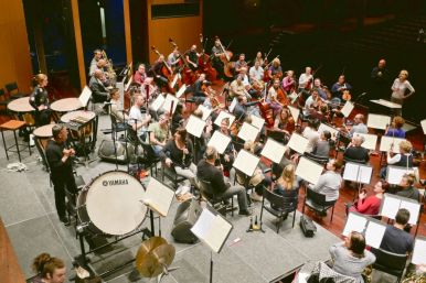 The Geelong Symphony Orchestra